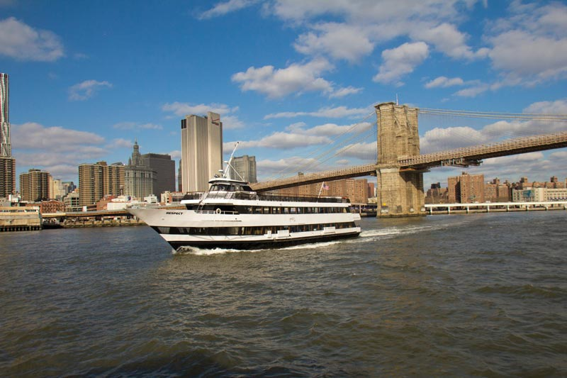 Hornblower and the Brooklyn Bridge