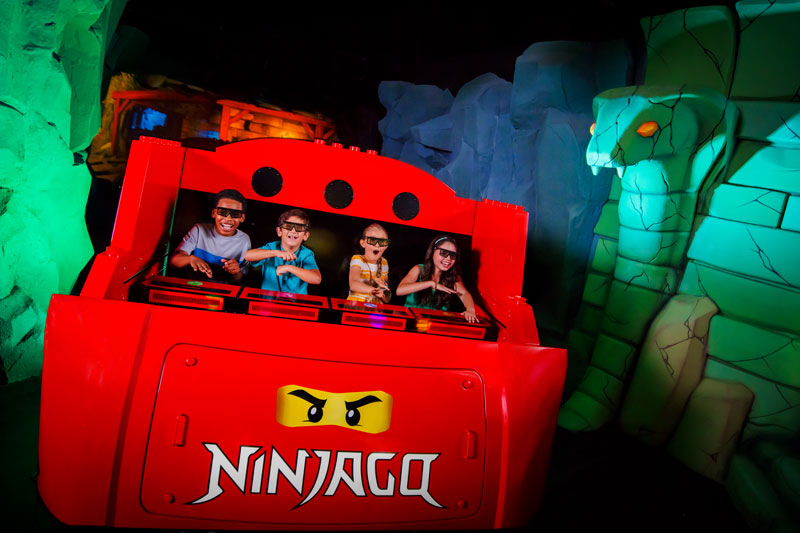 LEGO NINJAGO® The Ride