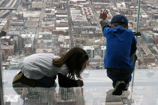 Kids Love the Skydeck