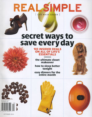Click to read more money-saving tips from Real Simple