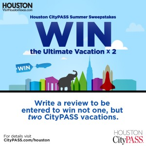 Houston Sweepstakes