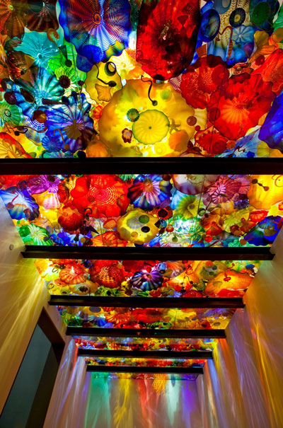 Citypass Blog City Traveler Chihuly Garden And Glass Is Seattle S Latest Must See Attraction