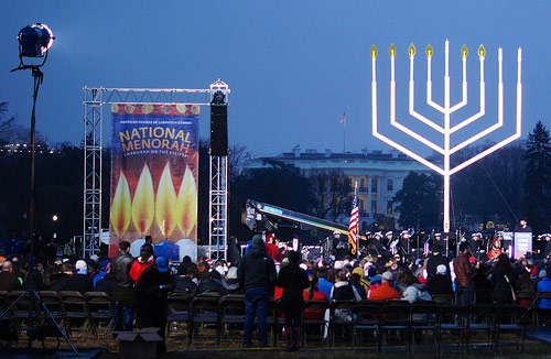 National Menorah