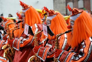 Mummers Clowns