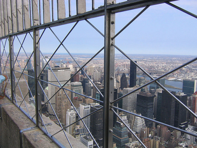 View from Empire State Building