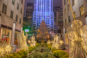 Solo Travel to New York for the Holidays
